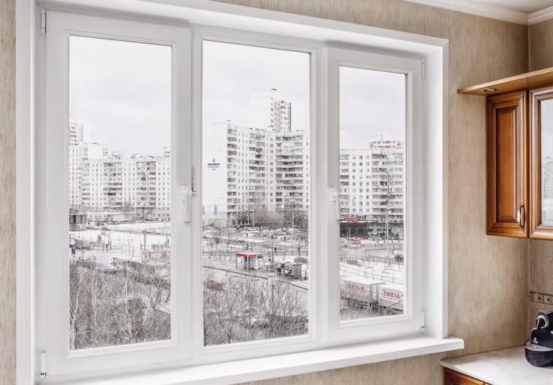 Дизайн пластика окна