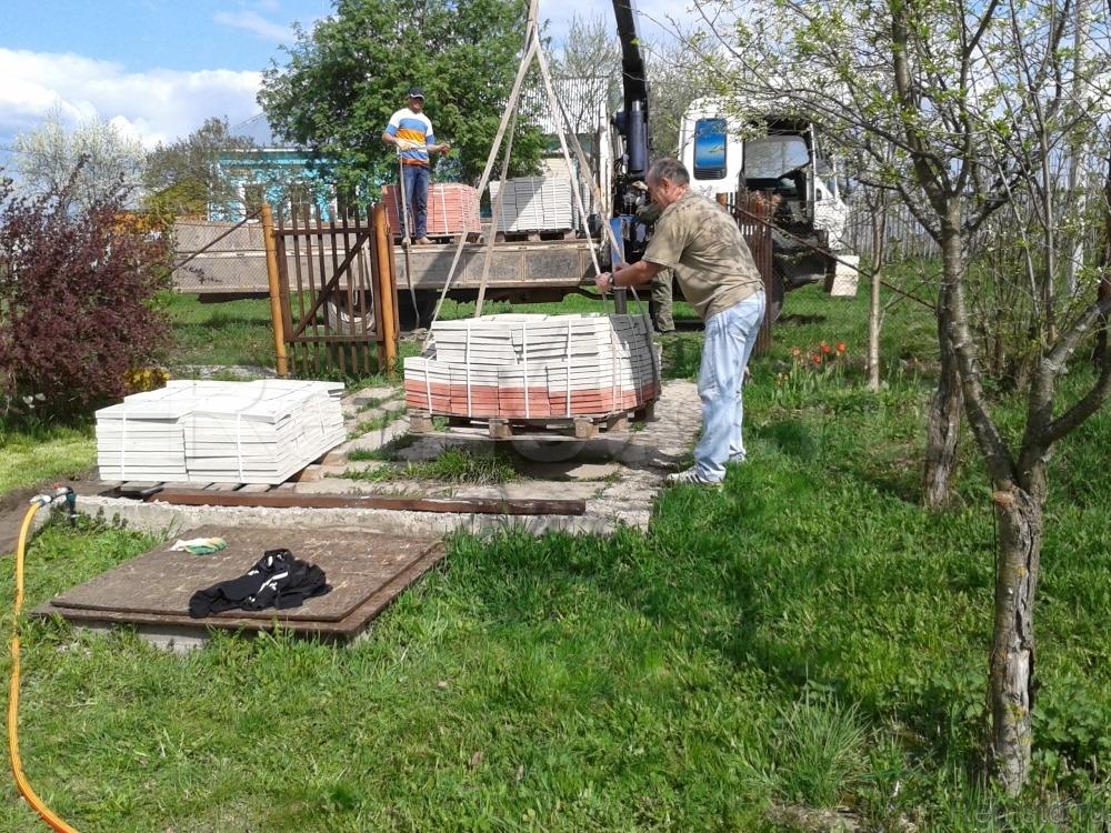 Садовые дорожки и площадки на даче