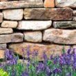 Дорожки и подпорные стенки в ландшафтном дизайне