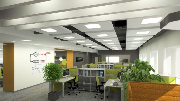 Новый дизайн рабочего пространства