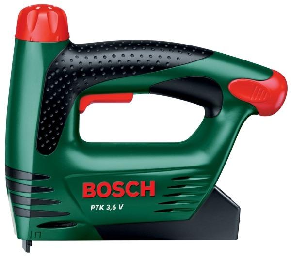 Степлер аккумуляторный Bosch PTK 3.6 V
