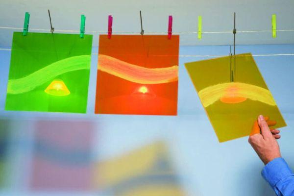 Делаем оригинальные светильники своими руками