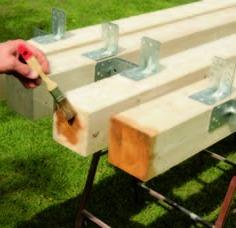 Строим садовую беседку в японском стиле