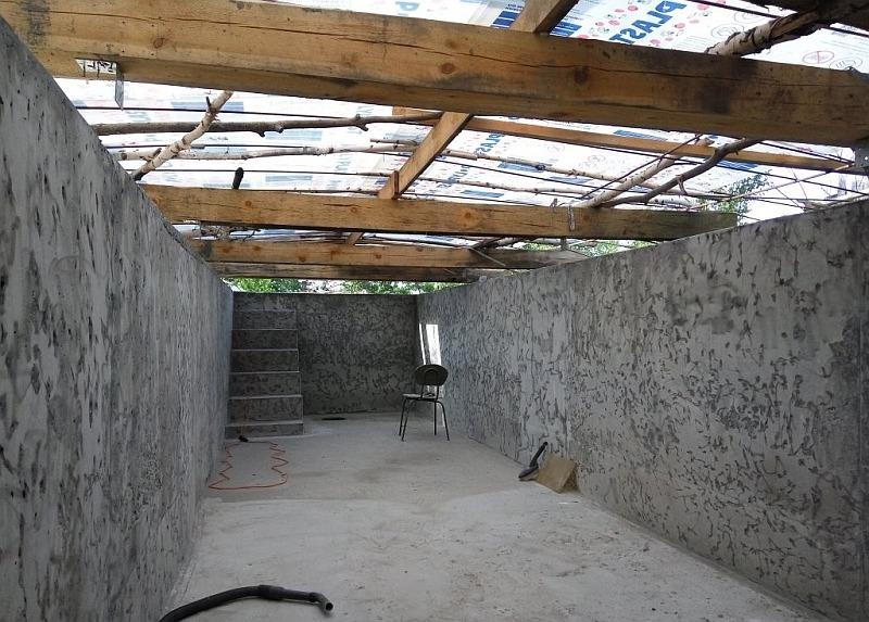 Строительство стационарного бассейна своими руками