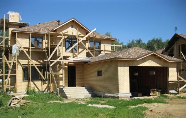 Строительства каркасного дома