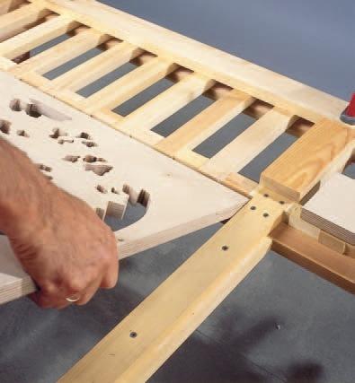 Строим деревянные ворота