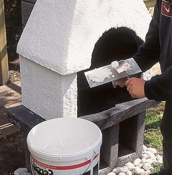 Строим садовую печь гриль барбекю