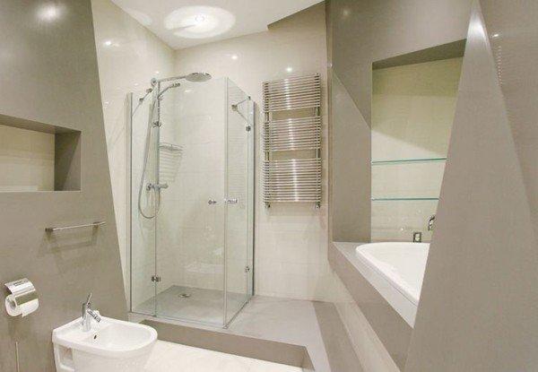 Ванна или душ: за и против