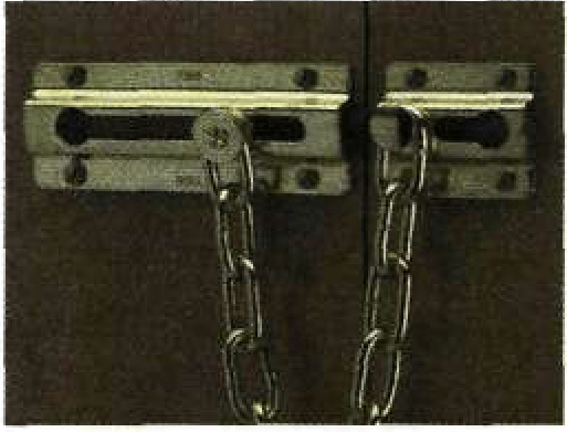 Дверная цепочка