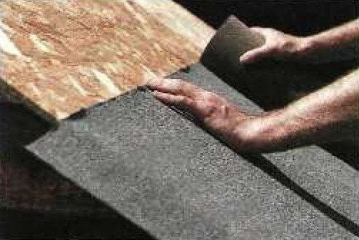 Ремонт крыши. Замена рубероида на плоской крыше