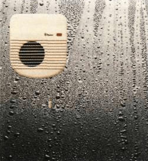 Конденсат — характерная особенность нашего современного жилья