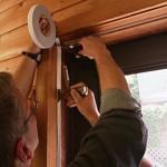 Уплотнения на дверях и окнах