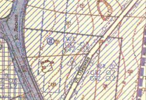 Генплан пятна застройки говорит о многом: граница застройки, красная линия участка, существующие инженерные сети и постройки, дороги и рельеф участка. Его дополняют результаты геологических изысканий.