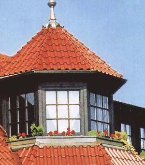 Королева крыш. Натуральная черепица