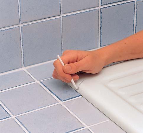 Подкраска эмали раковины или ванны
