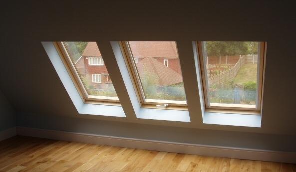 Мансардные окна. Окна для мансардной крыши