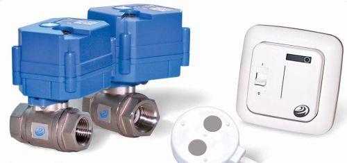 Система Neptun предназначена для своевременного обнаружения и локализации протечек воды в системах водоснабжения и отопления