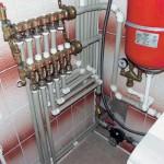 Арматура системы горячего водоснабжения