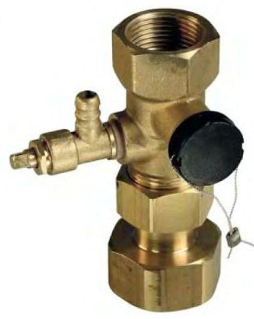 Предохранительный сбросной клапан