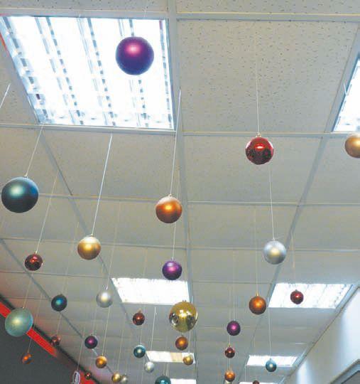 Встраиваемые светильники на потолок «Армстронг» — один из самых быстрых и удобных способов монтажа освещения