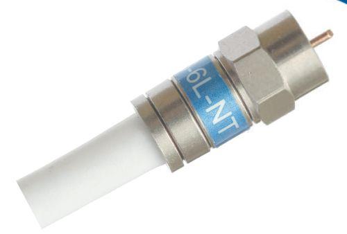 Коаксиальный кабель с наконечником