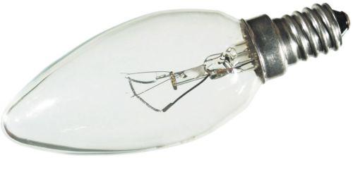 Декоративная лампа-свеча с цоколем Е14