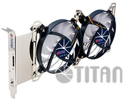 Titan Dual X Holder