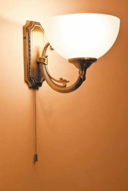 Настенный светильник — бра