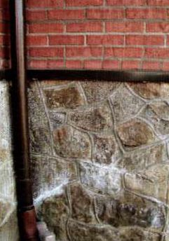 Боремся с высолами на стенах
