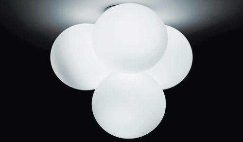 Лампы такого типа дают мягкий рассеянный свет