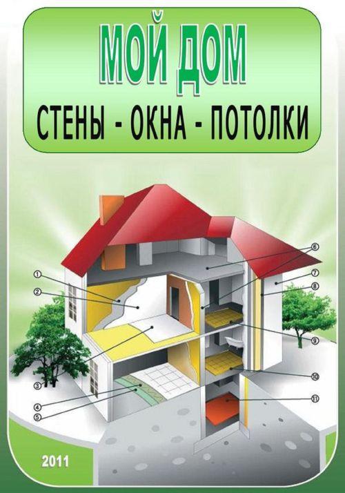 Мой дом. Стены, окна, потолки