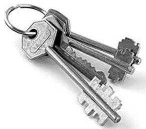 Ключи для сувальдных замков