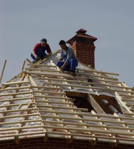Безопасность работ на крыше