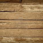 Вторично используем старую древесину