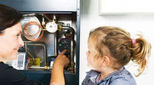Циркуляционный насос для систем отопления Alpha 2
