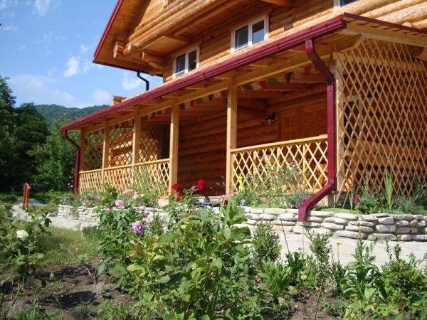 Варианты конструкций террас дома