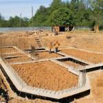 Фундамент дома. Варианты и особенности строительства