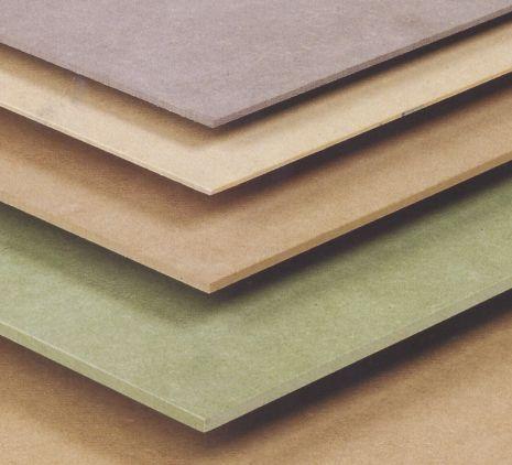 МДФ Древесная плита средней плотности или древесноволокнистая плита сухого прессования