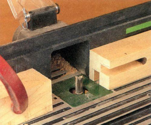 Как сделать пазы в металле 154