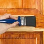 Отделочные материалы и методы отделки древесины