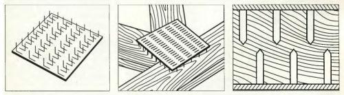 Коннекторы - специальный соединительный крепеж