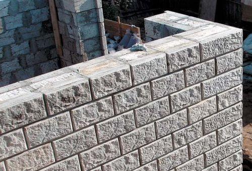 Многослойные строительные блоки