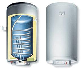 Комбинированный электрический водонагреватель