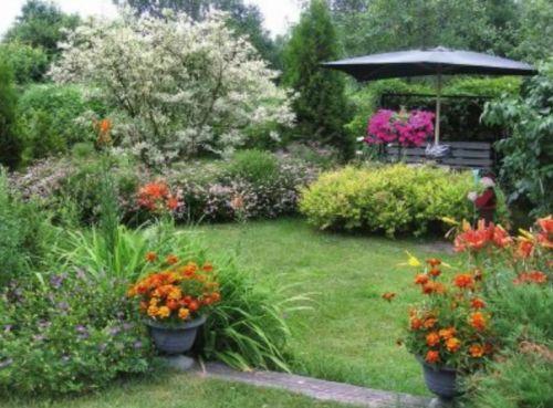 Финский сад