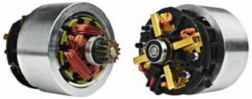 Обычный коллекторный мотор