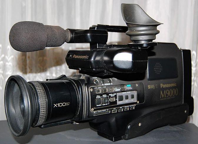 Ремонт видеокамеры PANASONIC NV-M9000