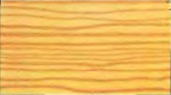 Сечение вдоль середины ствола показывает эти слои в форме почти параллельных полос.