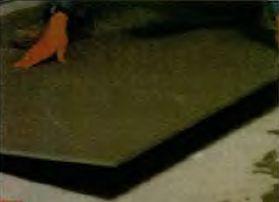 Устройство чернового пола с керамзитовой засыпкой