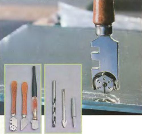 Как правильно резать стекло без сколов