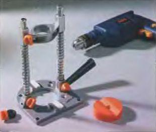 Направляющая приставка для дрели подходит ко всем стандартным электродрелям